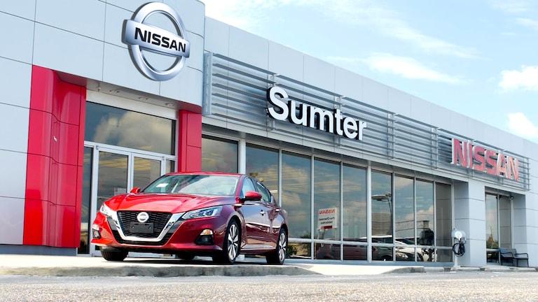 Car Dealerships In Sumter Sc >> New Used Nissan Dealer Serving Camden Bishopville