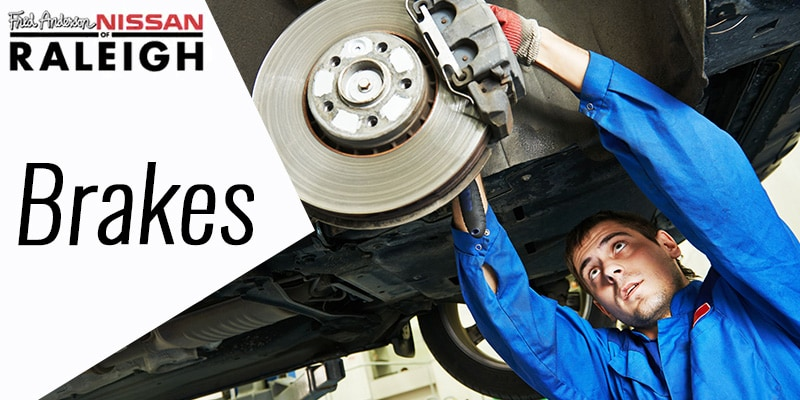 High-Quality Nissan Brake Service | Raleigh, NC