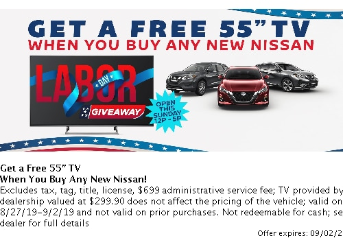 Nissan Lease Deals & Incentives Raleigh NC | Durham | Specials
