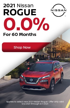 2021 Nissan Rogue Special