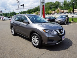 Certified Pre-Owned 2017 Nissan Rogue S SUV in Red Bank NJ