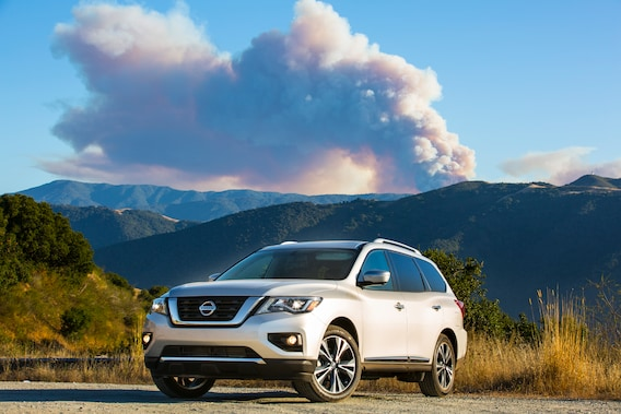 Meet the Nissan Pathfinder | Nissan World of Denville
