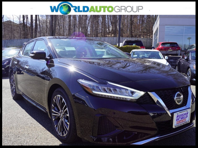Maxima For Sale >> Vin New 2019 Nissan Maxima For Sale At Nissan World Of Denville