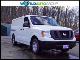 New 2019 Nissan NV Cargo NV2500 HD SV V6 Van Cargo Van in Denville NJ