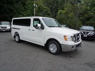 New 2018 Nissan NV Passenger NV3500 HD SL V8 Van Passenger Van in Denville NJ
