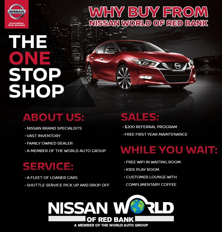 Why Service Your Car At Nissan ...