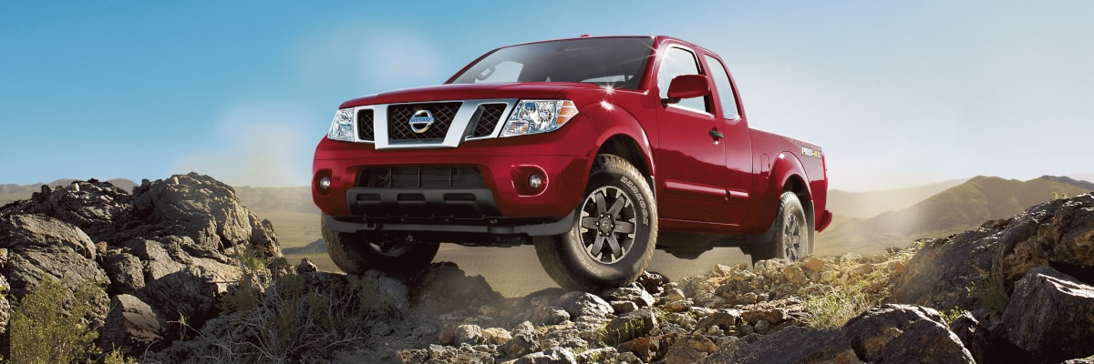 New Nissan Frontier Red Bank, NJ