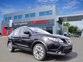 New 2018 Nissan Rogue Sport SL SUV in Springfield NJ
