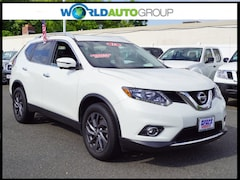Certified Pre-Owned 2016 Nissan Rogue SL SUV in Denville NJ