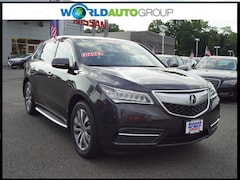2015 Acura MDX MDX SH-AWD with Technology Package SUV