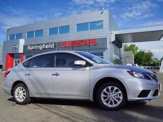 New 2019 Nissan Sentra SV Sedan in Springfield NJ