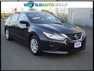 Certified Pre-Owned 2016 Nissan Altima 2.5 S Sedan in Red Bank NJ