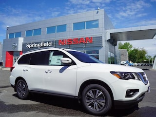 New 2019 Nissan Pathfinder S SUV in Springfield NJ
