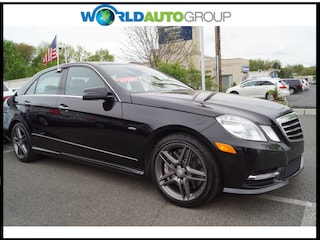 Used 2012 Mercedes-Benz E-Class E 550 4MATIC Sedan in Red Bank NJ
