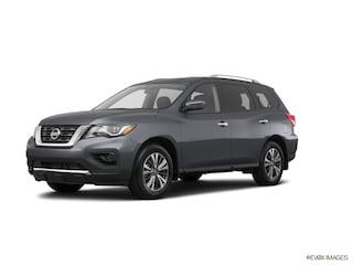 New 2019 Nissan Pathfinder S SUV in Springfield NJ
