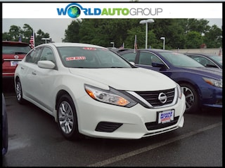 Certified Pre-Owned 2017 Nissan Altima 2.5 S Sedan in Red Bank NJ