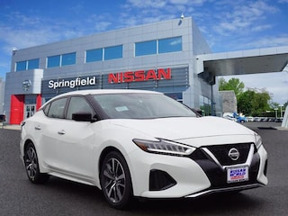 New 2019 Nissan Maxima 3.5 S Sedan in Springfield NJ