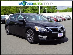 Certified Pre-Owned 2015 Nissan Altima 2.5 S Sedan in Denville NJ