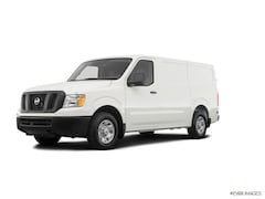 2018 Nissan NV Cargo NV2500 HD S V6 Van High Roof Cargo Van