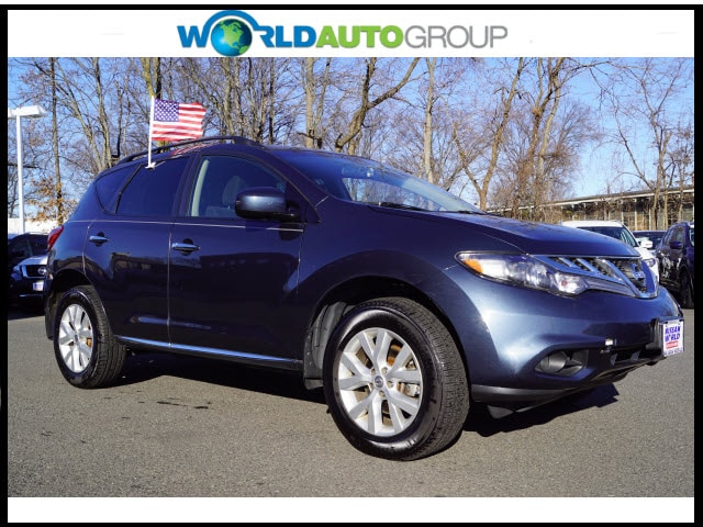 used 2014 nissan murano for sale | springfield nj