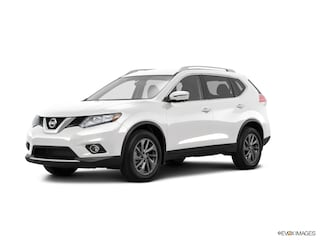 Certified Pre-Owned 2016 Nissan Rogue SL SUV in Red Bank NJ