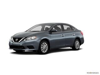 New 2018 Nissan Sentra SV Sedan in Springfield NJ