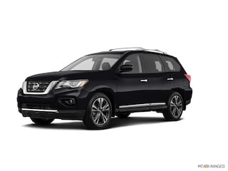 New 2019 Nissan Pathfinder Platinum SUV in Springfield NJ