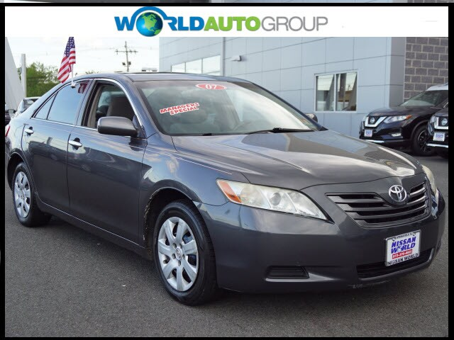 2007 Toyota Camry For Sale >> Used 2007 Toyota Camry For Sale At Nissan World Of Denville Vin