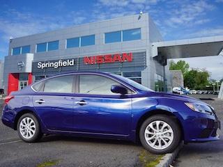 New 2019 Nissan Sentra S Sedan in Springfield NJ