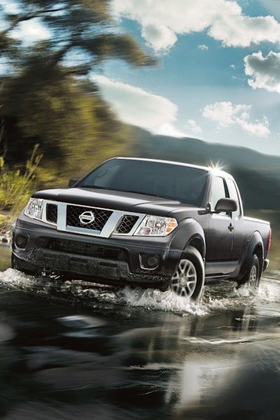 New Nissan Frontier in Springfield, NJ