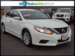 Certified Pre-Owned 2017 Nissan Altima 2.5 S Sedan in Denville NJ