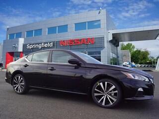 New 2019 Nissan Altima 2.5 SR Sedan in Springfield NJ