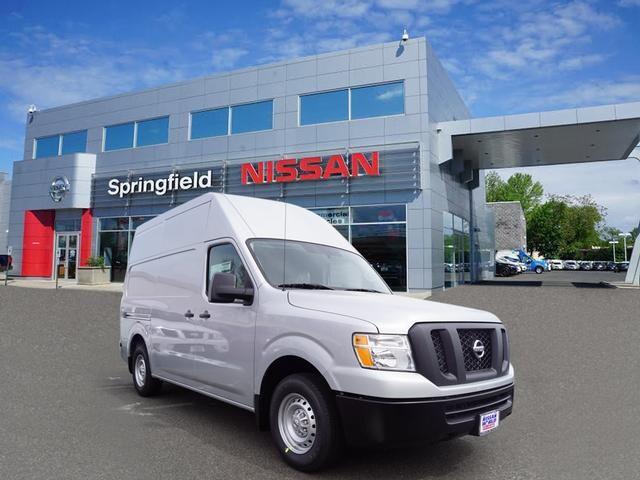 2018 Nissan NV Cargo NV2500 HD S V6 Van High Roof Cargo Van