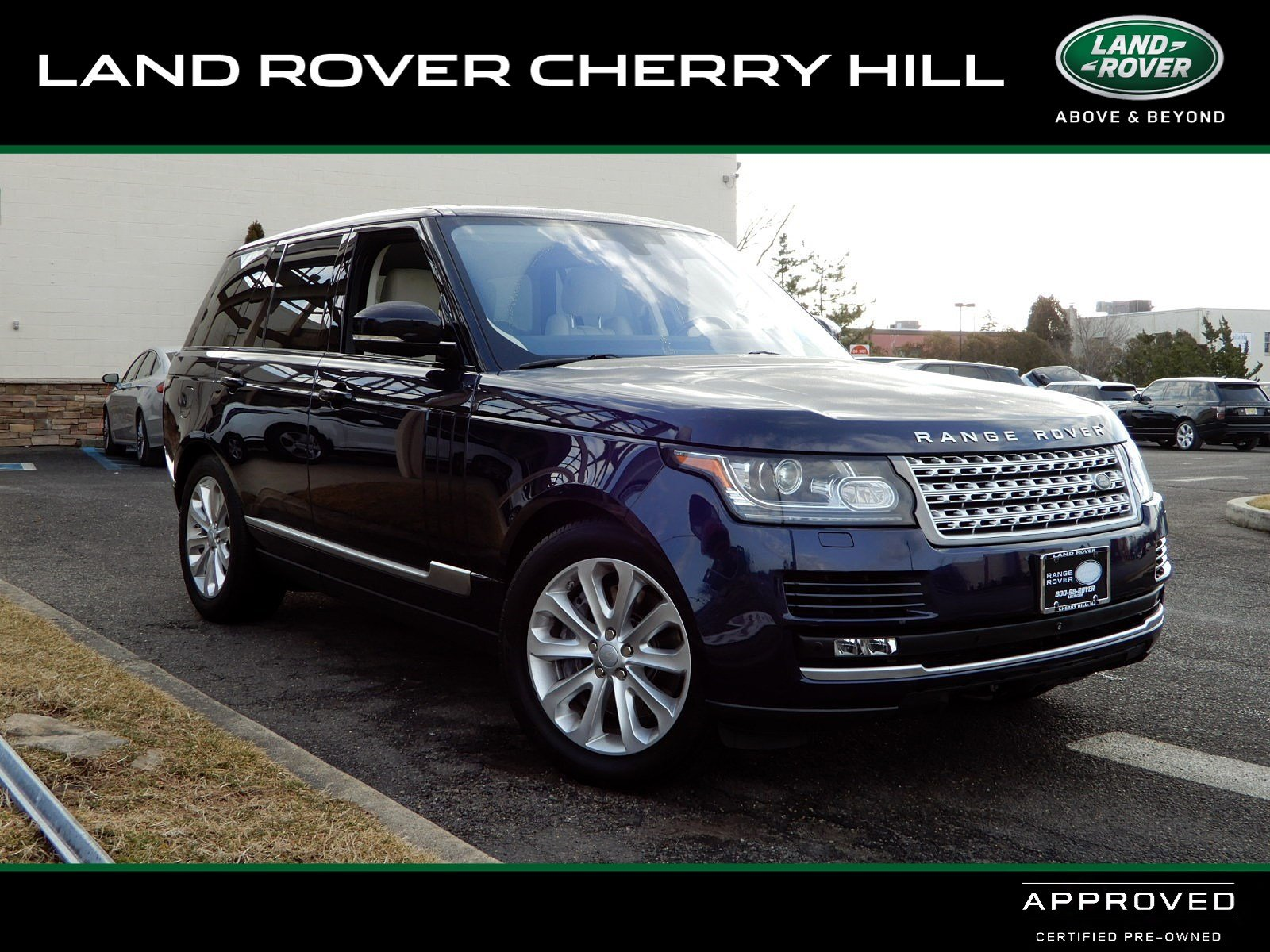 Who Owns Land Rover >> Pre Owned Featured Vehicles Land Rover Cherry Hill