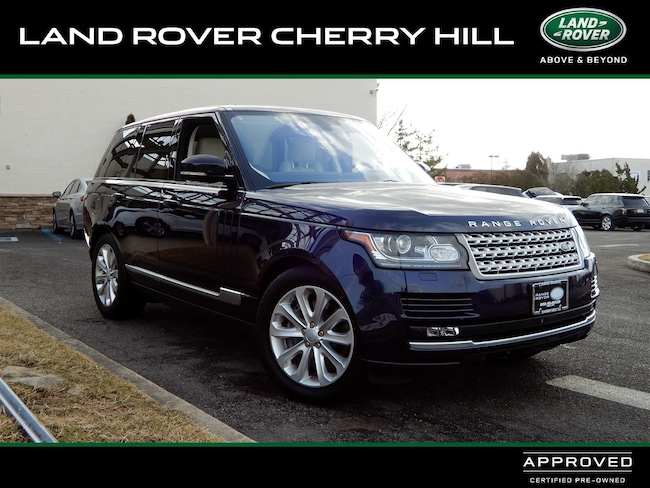 2016 Land Rover Range Rover HSE 4WD  HSE
