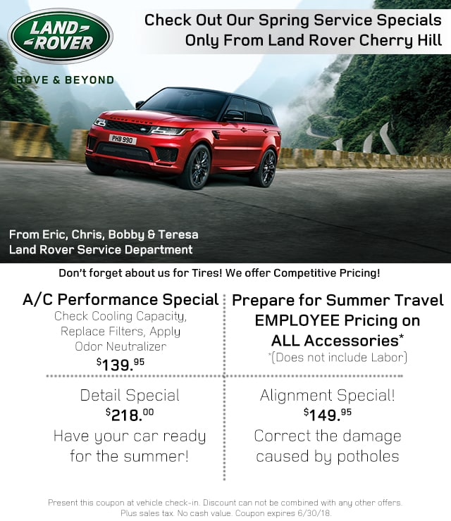 landrover stevens for special rover velar offers land range coupons creek service
