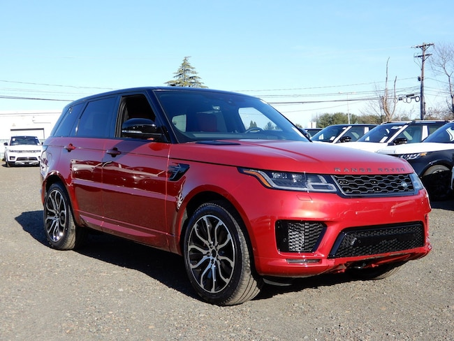 2019 Land Rover Range Rover Sport Supercharged Dynamic SUV