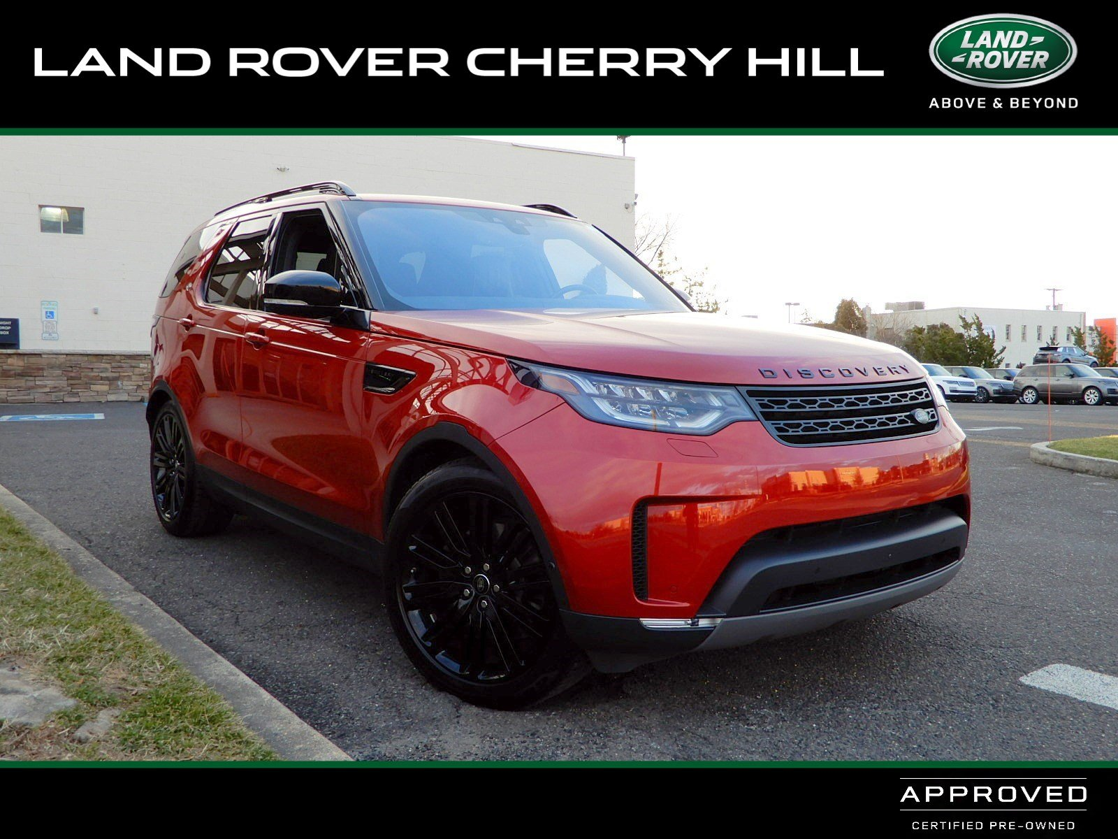 2017 Land Rover Discovery HSE Luxury HSE Luxury V6 Supercharged