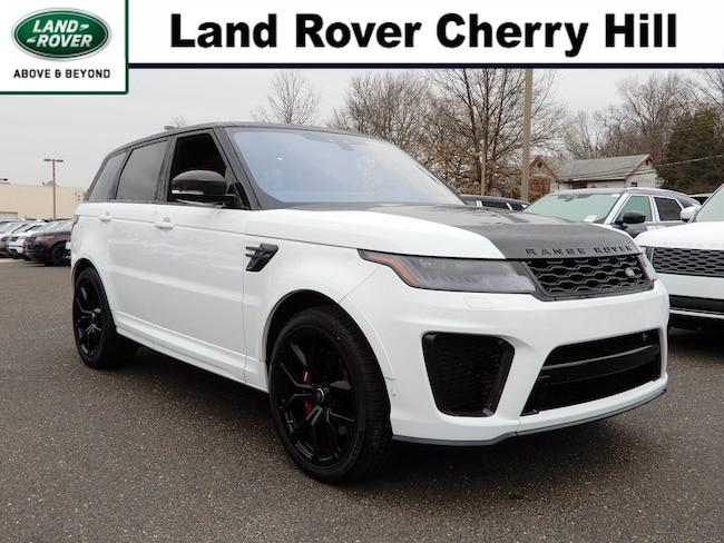 2019 Land Rover Range Rover Sport 5.0 Supercharged SVR SUV