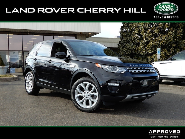 2015 Land Rover Discovery Sport HSE HSE AWD