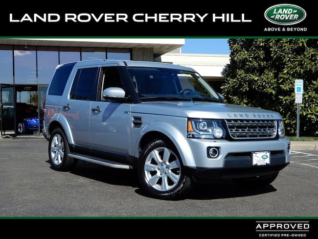 2016 Land Rover LR4 HSE HSE 4WD