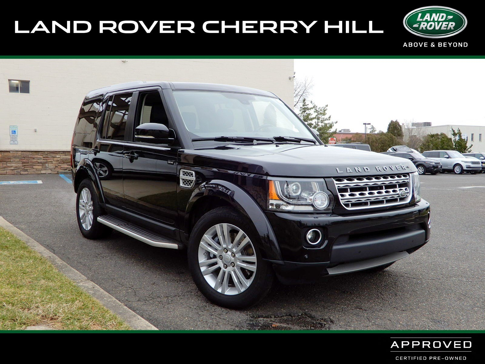 2016 Land Rover LR4 HSE LUX HSE LUX 4WD