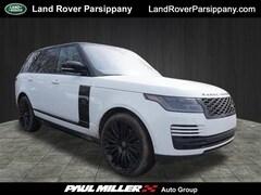 New 2019 Land Rover Range Rover HSE SUV Parsippany, NJ
