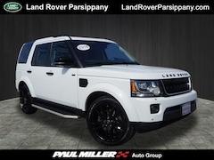Used 2016 Land Rover LR4 SALAG2V63GA811328 Parsippany, NJ