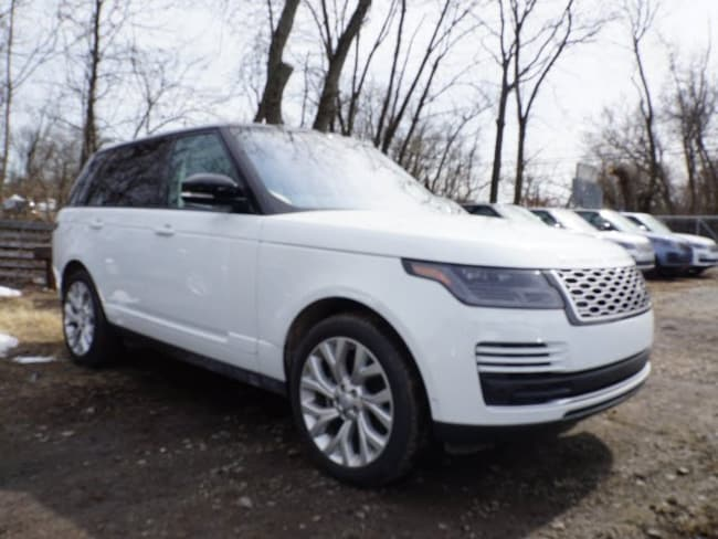 New 2019 Land Rover Range Rover 3.0L V6 Supercharged HSE SUV in Parsippany