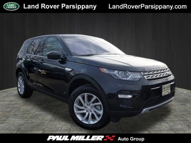 Pre-Owned 2018 Land Rover Discovery Sport HSE HSE 4WD SALCR2RX1JH776809 in Parsippany