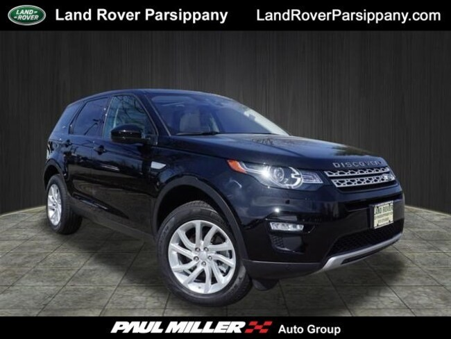 Pre-Owned 2018 Land Rover Discovery Sport HSE HSE 4WD SALCR2RX1JH778057 in Parsippany