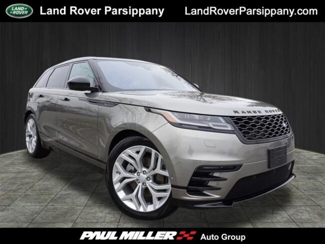 Pre-Owned 2019 Land Rover Range Rover Velar R-Dynamic SE P380 R-Dynamic SE *Ltd Avail* SALYL2EV3KA791589 in Parsippany