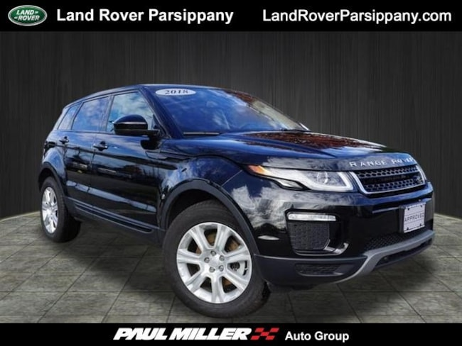 Pre-Owned 2018 Land Rover Range Rover Evoque SALVP2RX4JH306286 in Parsippany
