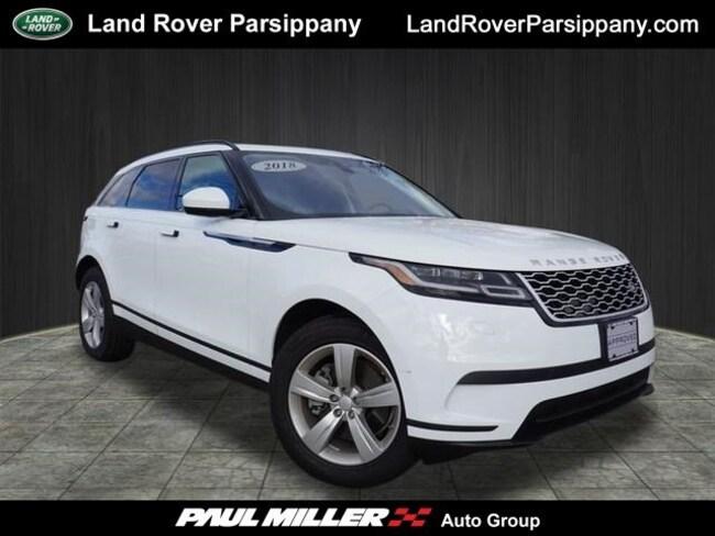 Pre-Owned 2018 Land Rover Range Rover Velar S P380 S SALYB2RV7JA734033 in Parsippany